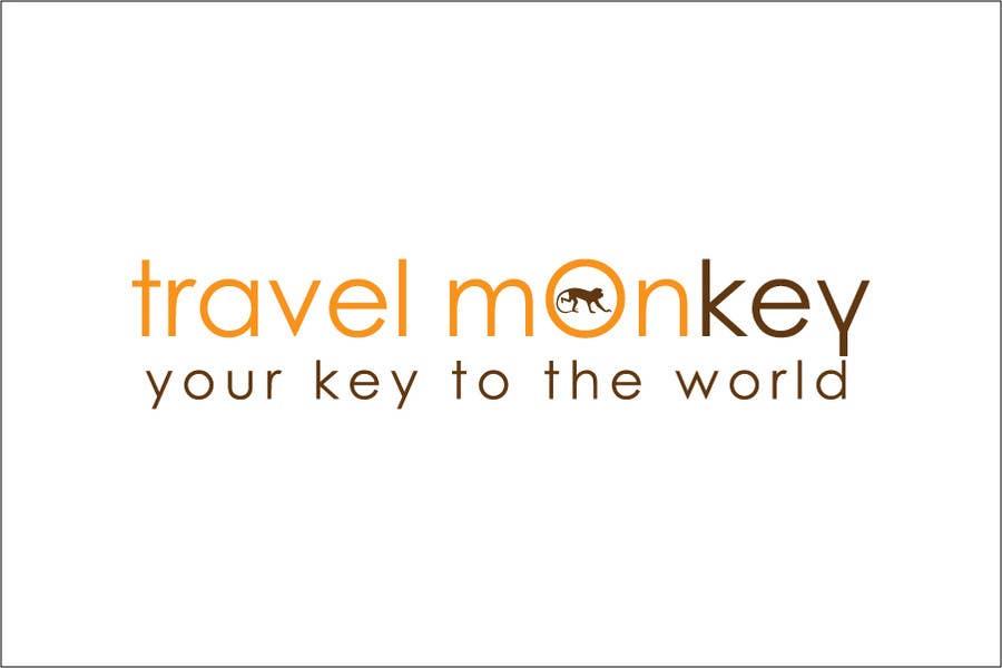 Contest Entry #229 for Logo Design for travelmonkey