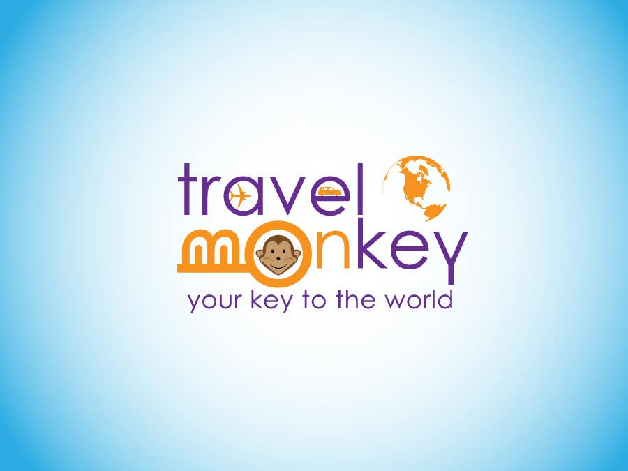 Contest Entry #281 for Logo Design for travelmonkey