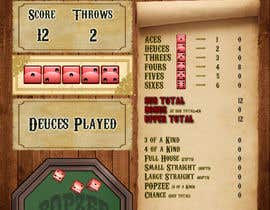 bojanweb tarafından I need some Graphic Design for UI of game app for iOS için no 7