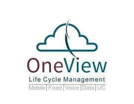 zunairali96 tarafından Design a Logo for OneView - Telecoms Life Cycle Management Platform için no 158
