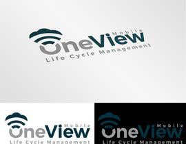 hics tarafından Design a Logo for OneView - Telecoms Life Cycle Management Platform için no 204