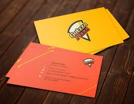 #47 untuk Design some Business Cards for Gotzza Pizza oleh muradhabib75
