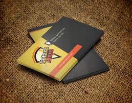 #37 untuk Design some Business Cards for Gotzza Pizza oleh anilabaloch