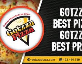 #28 untuk Design a Banner for GOTZZA PIZZA oleh shudiptobanarjee