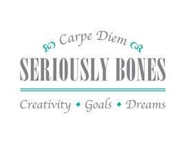 #28 untuk Design a Logo for Seriously Bones oleh JacoG