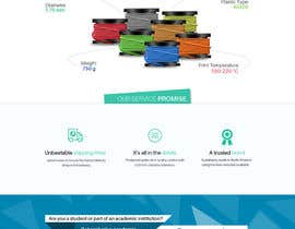 #11 untuk Design a Stunning Website PSD oleh massoftware