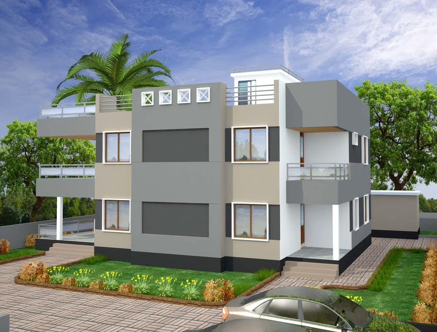 Entry 45 By Archmamun For Redesign My House And Render