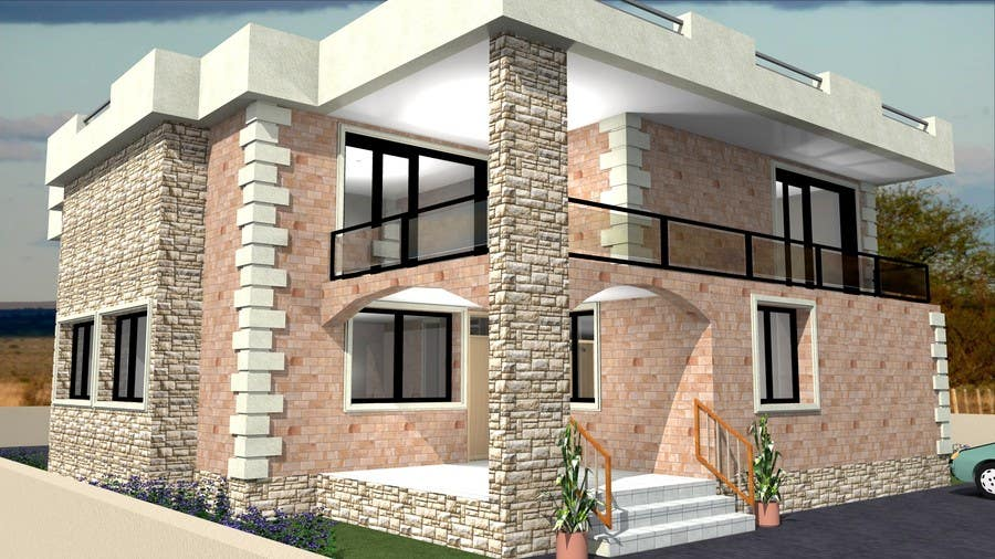 Roof Parapet Wall Design The Image Kid