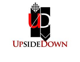 #87 untuk Logo for UpsideDown oleh deyali