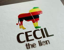 #20 untuk Design a Logo for Cecil the Lion - The Documentary oleh boki9091