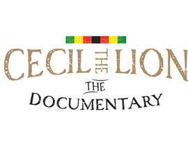 #23 untuk Design a Logo for Cecil the Lion - The Documentary oleh AlexBalaSerban