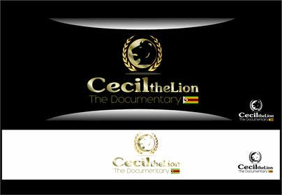 #2 untuk Design a Logo for Cecil the Lion - The Documentary oleh petariliev