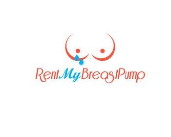 "#13 untuk Design a Logo for my web company called ""rentmybreastpump.com"" oleh liliportfolio"