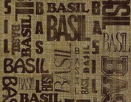 #60 untuk Design of hessian material over print oleh biejonathan