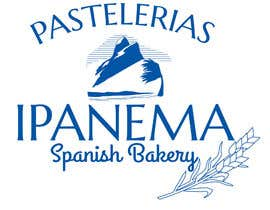 #35 for logo design for traditional bakery IPANEMA af tjayart