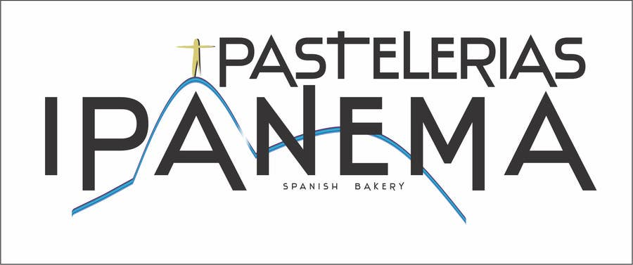 #34 for logo design for traditional bakery IPANEMA by thomasstalder