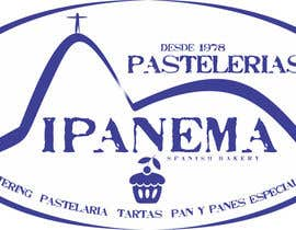#45 for logo design for traditional bakery IPANEMA af thomasstalder