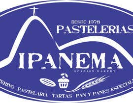 #49 for logo design for traditional bakery IPANEMA af thomasstalder