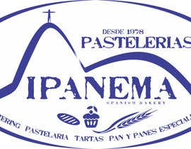 #51 for logo design for traditional bakery IPANEMA af thomasstalder