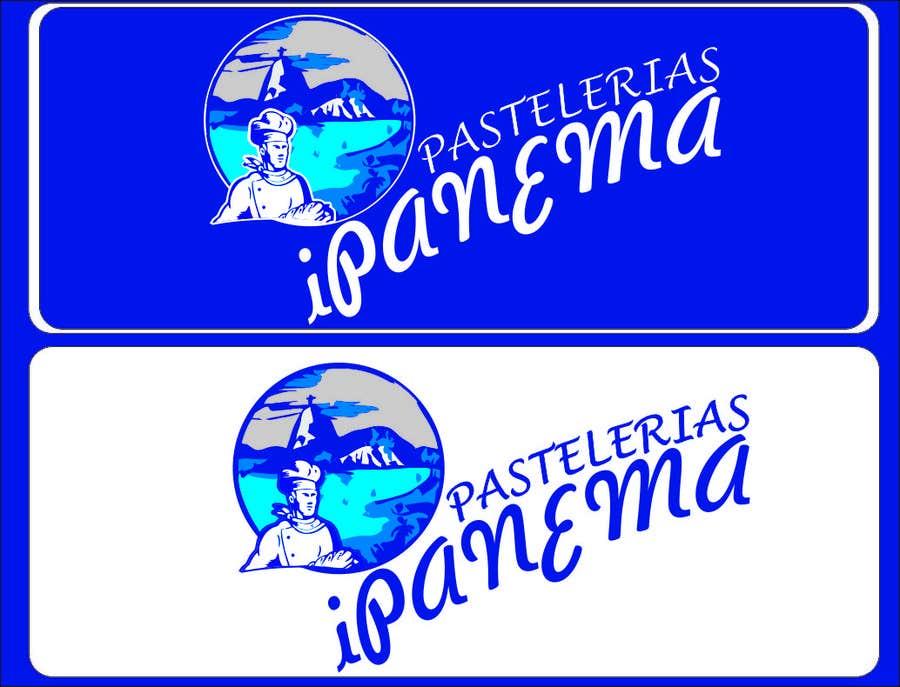 #25 for logo design for traditional bakery IPANEMA by henrydarko