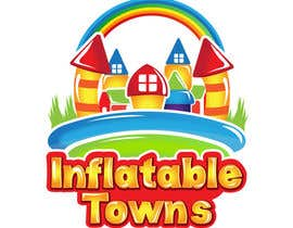 pratikshakawle17 tarafından Develop a Corporate Identity for Inflatable Town için no 19