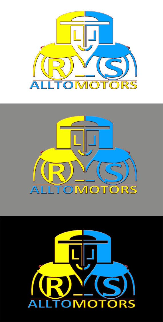 #46 for Design a Logo for ALLTOMOTORS by mrowkojad1961