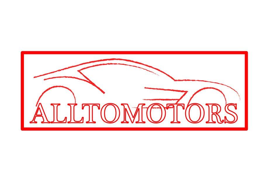 Penyertaan Peraduan #73 untuk Design a Logo for ALLTOMOTORS