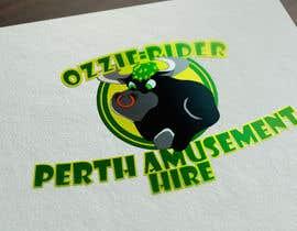 boki9091 tarafından Design a Logo for Ozzie Rider Perth Amusement & Event Hire için no 4