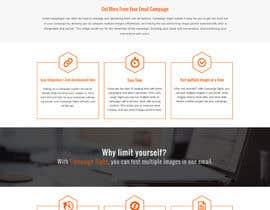 NextTechSol tarafından Need a design for landing page. için no 7