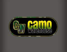 RenegadeCT tarafından Design a Logo for Camo Warehouse için no 44