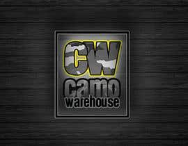 #48 untuk Design a Logo for Camo Warehouse oleh RenegadeCT