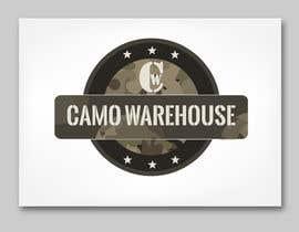 DashL tarafından Design a Logo for Camo Warehouse için no 47