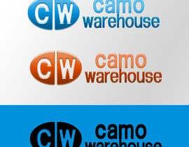 #67 untuk Design a Logo for Camo Warehouse oleh princepatel96