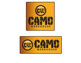 #54 untuk Design a Logo for Camo Warehouse oleh rananyo