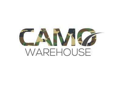 #7 untuk Design a Logo for Camo Warehouse oleh javedg