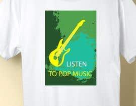 ratnakar2014 tarafından Design a T-Shirt for  Rock Bands and other Popular Music için no 67