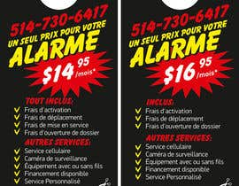 #7 untuk Design an Advertisement for Alarme D-Tech oleh avtoringUK
