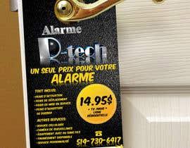 #2 untuk Design an Advertisement for Alarme D-Tech oleh ranco81