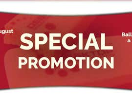 DuruianAlin tarafından Design a Banner for our August Promotion on Confectionery için no 21