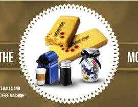 shudiptobanarjee tarafından Design a Banner for our August Promotion on Confectionery için no 19