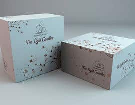 #23 untuk Create Print and Packaging Designs for Berries & Blush tea light candle box oleh Med7008