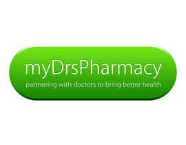 #36 para Design a Logo for myDrsPharmacy por cemento
