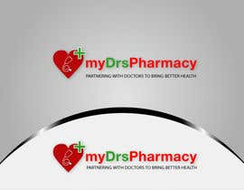 #12 para Design a Logo for myDrsPharmacy por woow7