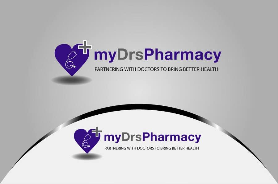 Inscrição nº 14 do Concurso para Design a Logo for myDrsPharmacy