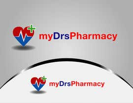 #19 para Design a Logo for myDrsPharmacy por woow7