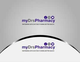 #23 para Design a Logo for myDrsPharmacy por woow7