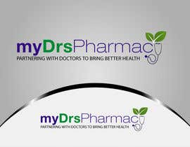 #24 para Design a Logo for myDrsPharmacy por woow7
