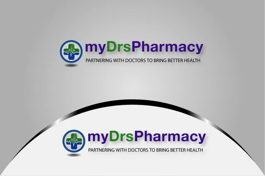 Inscrição nº 27 do Concurso para Design a Logo for myDrsPharmacy