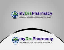 #27 for Design a Logo for myDrsPharmacy af woow7