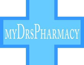 #34 para Design a Logo for myDrsPharmacy por IulianSecu